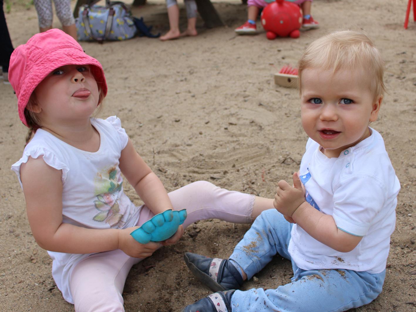 Raupengruppe Montessori-Kiga Mettmann